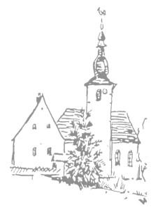 St. Georgskirche Streitau